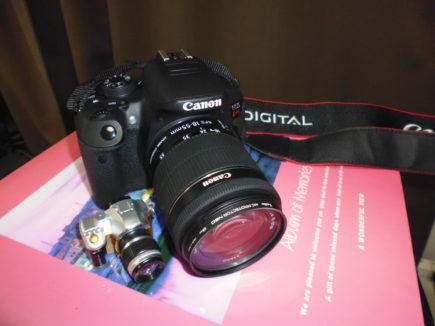 大小カメラ